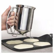 Dispensador De Harina Para Pancakes - Hot Cakes - Crepas