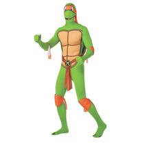 Teenage Mutant Ninja Turtles Traje - Adulto Xlarge