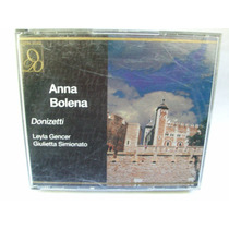 Donizetti-anna Bolena-gencer/simionato-hm4-envío Gratis