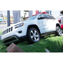 Jeep Grand Cherokee Limited Lujo V6 Q/c Piel Rin 20 Gps 2015