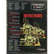 Revista Especial Detectives Literatura Policiaca Conacyt1981