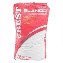 Adhesivo Piso/azulejo Blanco 20kg. Crest.