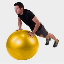 Pelota De Entrenamiento...gold`s Gym Lider En Fitness Mmu