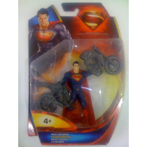Superman, Batman O Linterna Verde. Dc Comics. 10 Cm. Vv4
