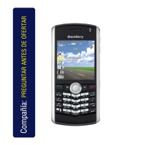 Blackberry Pearl 8120 Cám 2mpx Wifi Sms Mms Email Mp3 Radio