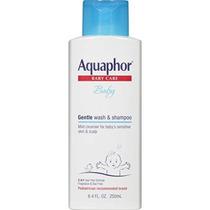 Aquaphor Bebé Gentle Wash & Tear Champú Libre De Fragancia S