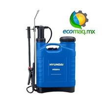 Fumigadora Aspersora Bomba Manual Hyundai 20lt Ecomaq Mx