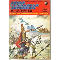 Joyas Literarias Juveniles Julio Cesar #27 $80.00