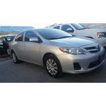 Toyota Corolla 4 Cilindros Standar 2013