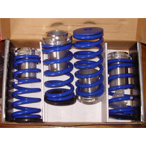 Coilovers Resortes Ajustables Amortiguador Civic 88 - 00