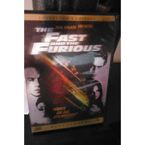 The Fast And The Furious Import Usa Paul Walker - Vin Diesel