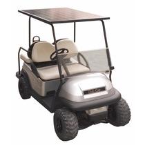 Xolartop - Kit De Panel Solar Para Carro De Golf Electrico