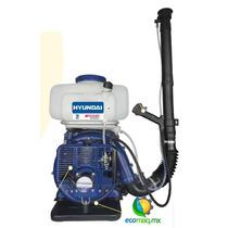 Fumigadora A Motor Hyundai Liquidos Y Polvos 16 Lt Ecomaqmx