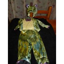Disfraz De Dragon Niño 12-18 Meses Año Año Y Medio