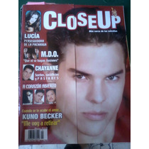 Revista Close Up - Kuno Becker