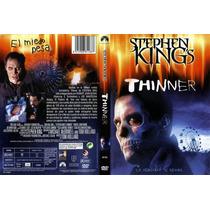 Dvd Stephen King Novela Thinner La Maldicion Gitana Tampico