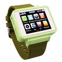 Reloj Teléfono De 1.5 Pulgadas Quadband, Mp3 Envio Gratis