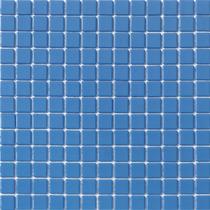 Mosaico Veneciano P/alberca Azul Claro Liso Mca. Alttoglass
