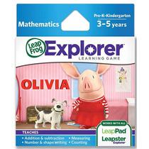 Juego De Leapster Explorer Compatible Con Leappad Y Leappad2
