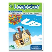 Juego Cartucho Leapster 1 Y 2 Up Una Aventura De Altura