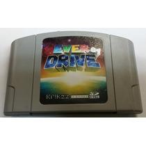Everdrive 64 V2 Original De Krikzz Distribuidor Oficial