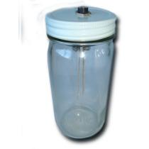 Vaso Generador De Plata Coloidal Para Modelo Ion-silver Solo
