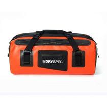 Suzuki Dryspec Maleta Trasera Impermeable Naranja 38 Lts