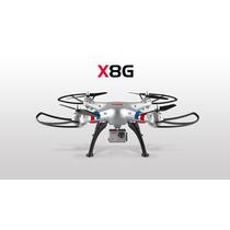 Dron Drone Gopro Helicóptero Syma X8g Camara Hd