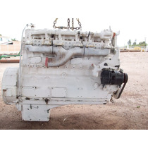 Motor Diesel Cummins Nhc250 240hp 6 Cilindros Exmilitar