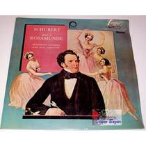 Lp / Acetato Schubert / Music To Rosamunde (complete) Maa