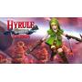 Hyrule Warriors Legends Codigo De Dlc-5 Pesonajes Para Wii U