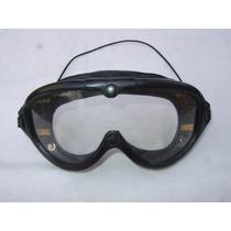 Lentes Goggles De Motociclista Bouton Franceses Años 30s