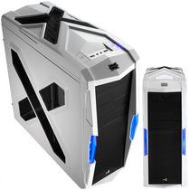 Gabinete Aerocool Strike-x Extreme White 3 Abanicos Usb 3.0