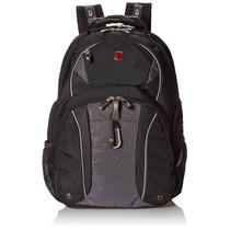 Swissgear Laptop Computer Backpack Sa3253 (black/grey) Fits