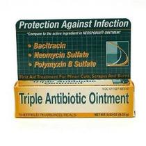 Dr. Sheffield Triple Antibiótico Ungüento