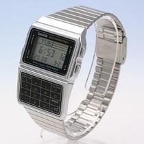 Reloj Casio Dbc611 Calculadora Dorado
