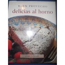 Libro / Delicias Al Horno ( Repostería )