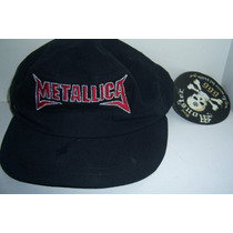 Metallica Gorra Marca Monster