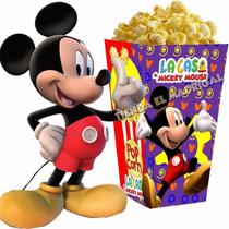 Mega Kit Imprimible La Casa De Mickey Mouse