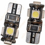 Foco Led Canbus 5 Leds Ideal Vw Audi Sin Error En Tablero