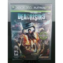 Dead Rising Platinum Hits Xbox 360 Nuevo De Fabrica