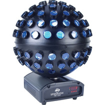 American Dj Spherion Tri Led Efecto De Luz Pieza Central