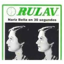 2 Pares D Corrector Nasal Nariz Bella 30seg Sincirugía Rulav