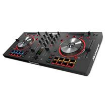 Numark Mixtrack 3 Nueva Version Del Controlador Virtual Dj