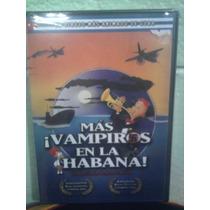 Dvd Mas Vampiros En La Habana Ghibli Anime Caricaturas Manga