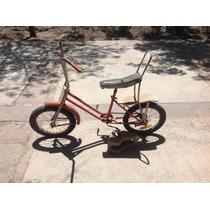 Bicicleta Antigua Marca Apache Medida 16