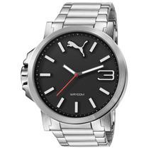 Reloj Puma Pu103461003 - Cristal Mineral - Wr 100 M - Cfmx