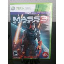 Mass Effect 3 Xbox 360 Nuevo De Fabrica Citygame