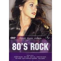 80´s Rock Classic Music Videos Nuevo Envio Gratis