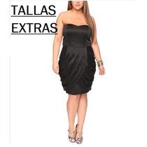 Vestido Xl Tallas Extras Envio Gratis!